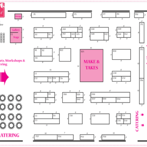 Belfast Apr 2018 Show Plan